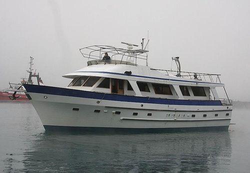 1982 Sea Ranger 65