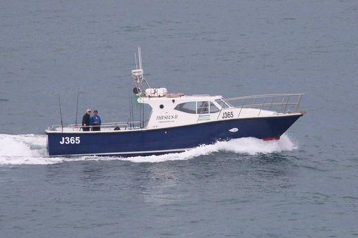 2002 Safe Haven Marine Inteceptor 38