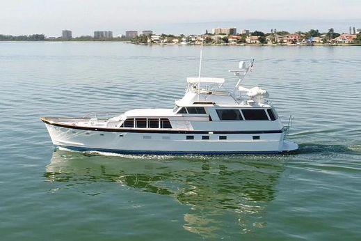 1968 Burger 64 Flush Deck Motor Yacht