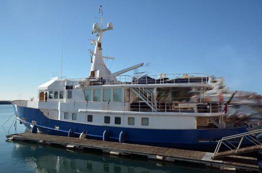 1991 Veb J.warnke Tug Boat 101