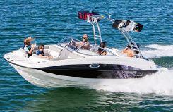 2014 Bayliner 215 Deck Boat