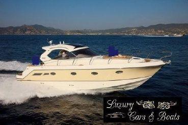 2011 Mano Marine 35 hard top