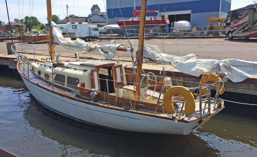 1968 Cheoy Lee Offshore 31 Ketch