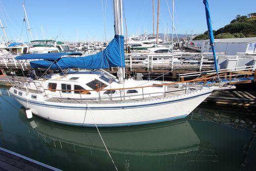 1995 Nauticat 42 pilothouse motor sailer