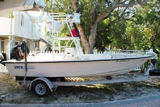 2000 Pathfinder 1806 Tower Bay Boat 2013 Motor