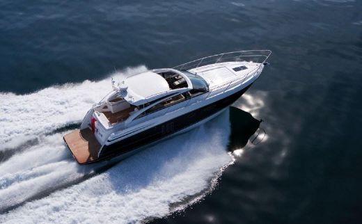 2010 Princess Yachts V 52