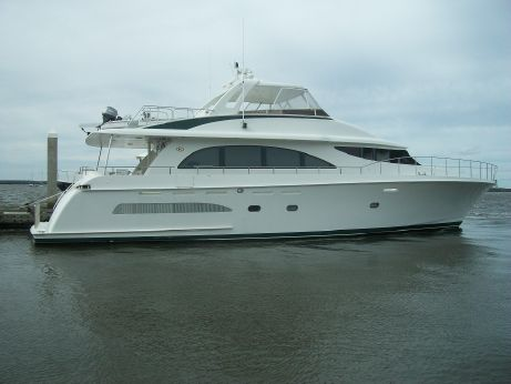 1998 Choey Lee 81 Motor Yacht