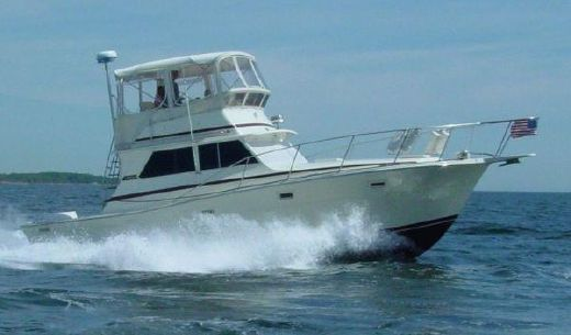 1983 Viking Yachts 35 Convertible
