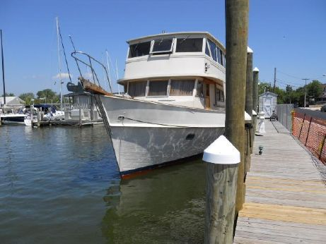 1965 Royal Lowell 59 Trawler w MANY UPDATES....