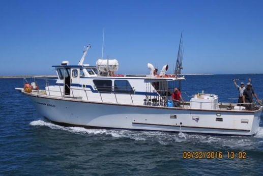 1987 Delta Boat Company Commercial