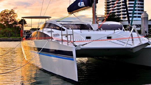 2013 Island Spirit 38