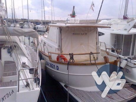 2002 Menorquin 100