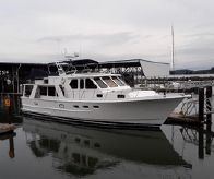 1989 Custom J Simpson Aluminum Pilothouse