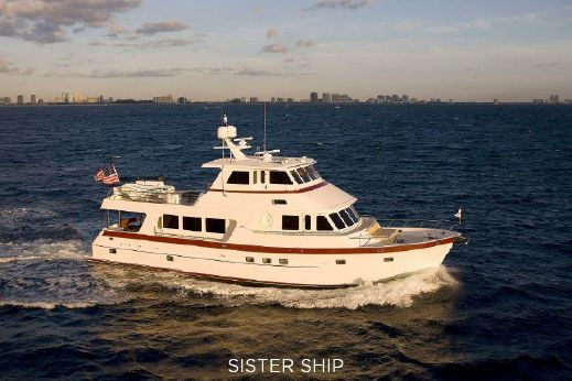 2017 Outer Reef Yachts 720 DBMY