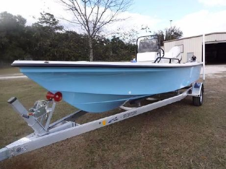 2017 Stottcraft Bay Boat
