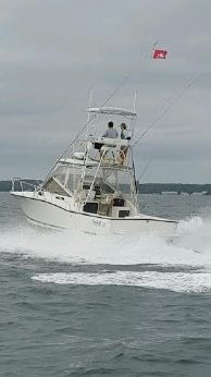 2000 Carolina Classic 280 Classic Sport Fisherman