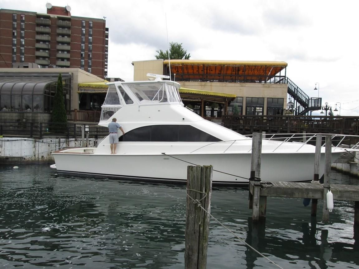 1996 48 ocean yachts convertible super sport power boat for Ocean yachts 48 motor yacht for sale