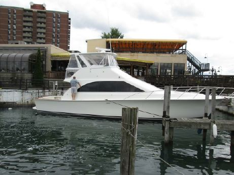1996 48 Ocean Yachts Convertible Super Sport