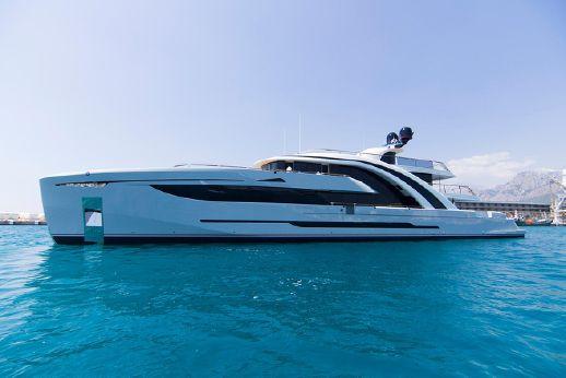 2016 Steel Super Yacht 49m