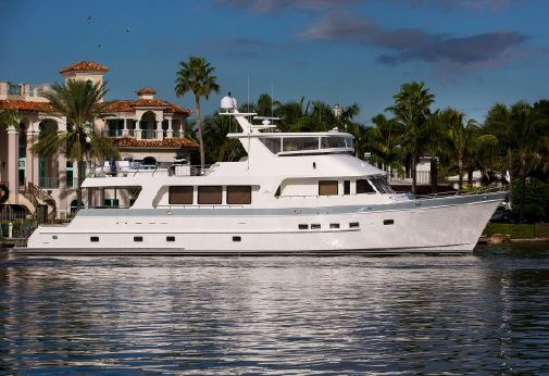 2017 Outer Reef Yachts 860 CPMY