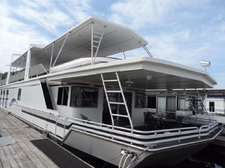 2001 Fantasy Houseboat 19 X 90