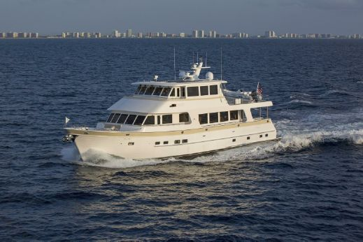 2018 Outer Reef Yachts 860 DBMY