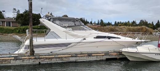 1989 Bayliner 4285 Avanti Express Cruiser