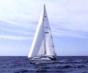1994 Catalina 50