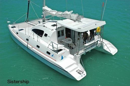 2006 Island Spirit 401