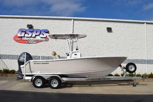 2017 Sportsman Boats Open 212