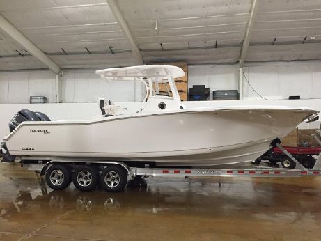 2016 Tidewater 280 CENTER CONSOLE