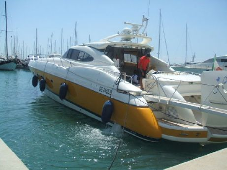 1997 Sunseeker Predator 80 Hard Top