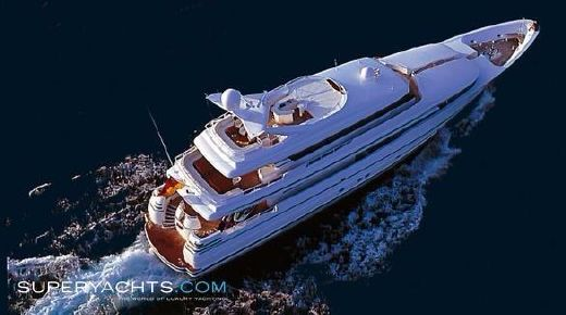 1995 Lurssen 41 m Light Alloy