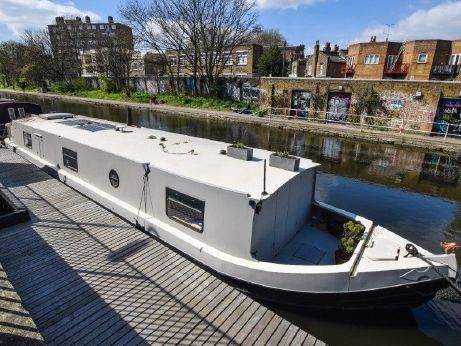2010 Wide Beam 55ft with London mooring
