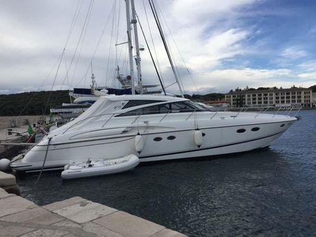 2005 Princess Yachts V 58