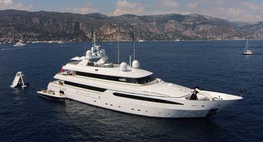 2002 Intermarine Tri-Deck Motor Yacht