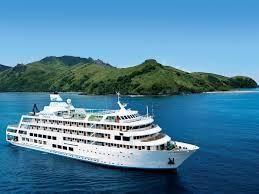1996 Small Cruise Ship, 130 Passengers -Stock No. S2471