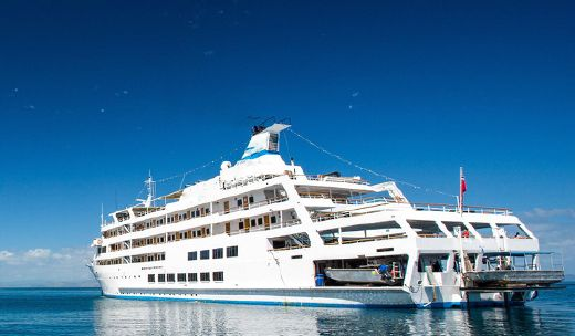 1996 Small Cruise Ship, 130 Passengers -Stock No. S2471