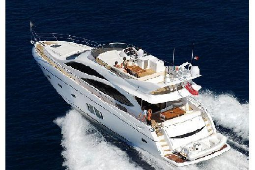 2011 Sunseeker Manhattan 70