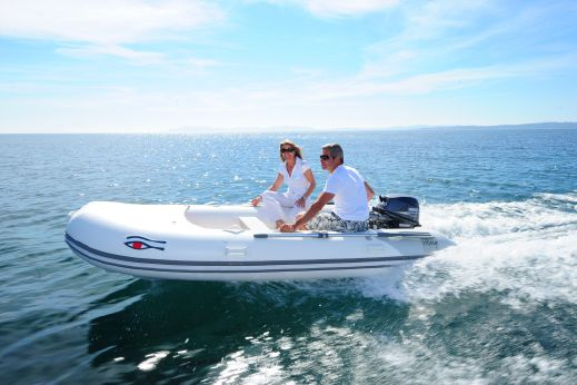 2015 Ribeye Tender TS370 Boat Only NEW