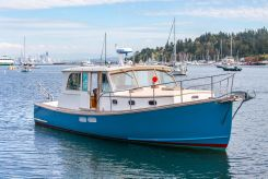 1997 Custom Downeast Lobster boat
