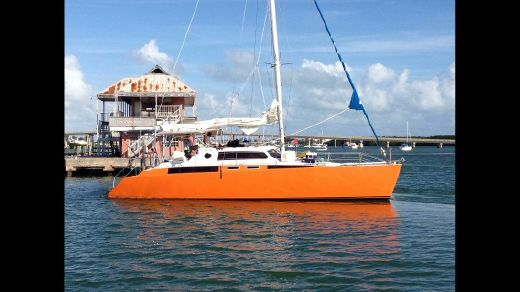 1996 49 Ft Custom Catamaran