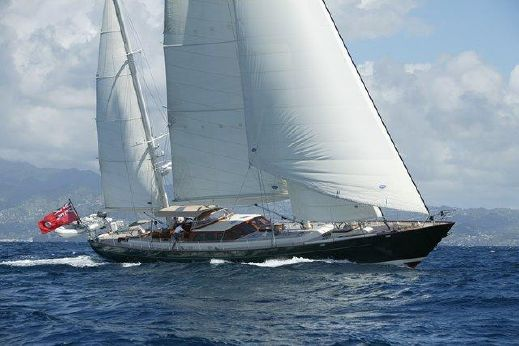 1999 Vitters Cruising Ketch