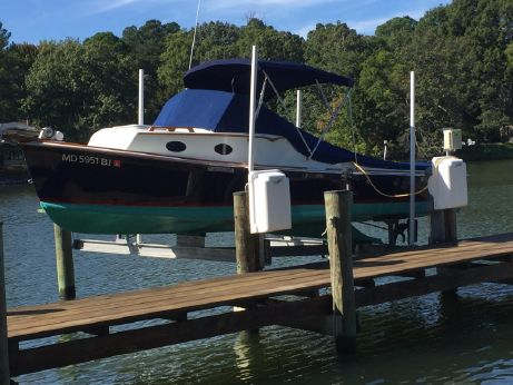 1999 Mathews Brothers Bay Cruiser 22