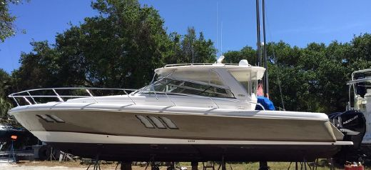 2007 Intrepid 47 Sport Yacht