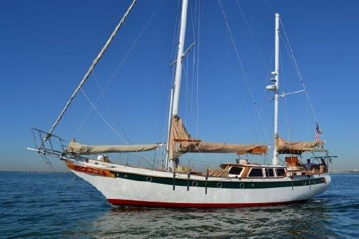 1974 Formosa Cutter Ketch