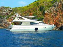 2006 Ferretti Yachts 731