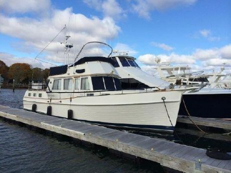 1986 Grand Banks 42MY Motoryacht Motor Yacht