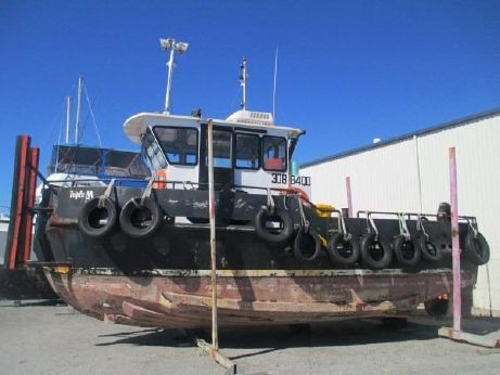 2012 Custom 9.9m Work Boat
