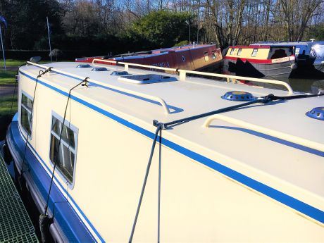 2006 Sea Otter 41' Narrowboat